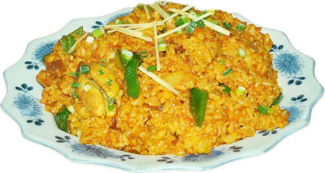 チキンビリヤニ Chicken Briyani